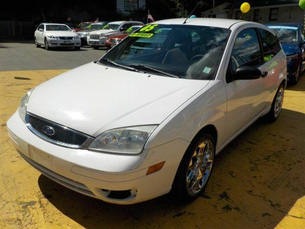 Zero Down Loans 2005 Ford Focus 3FAFP31N75R151397