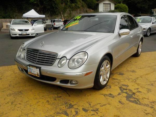 Zero Down Loans 2006 Mercedes-Benz E-Class 3.5L WDBUF56J56A815213