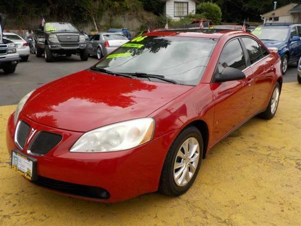 Zero Down Loans 2006 Pontiac G6 GT 1G2ZH558764123652