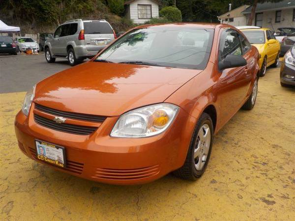 Zero Down Loans 2007 Chevrolet Cobalt LS 1G1AK15F777172618