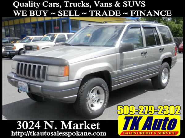 1997 Jeep Grand Cherokee TSi =★= Trade-ins welcome