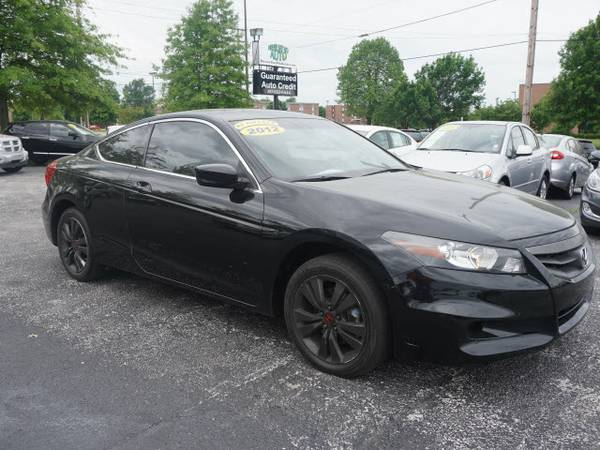 2012 Honda Accord EX-L Coupe --Guaranteed Auto Credit◄Leather -