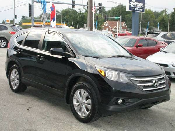 2012 Honda CR-V AWD EX-L - 1 OWNER - LOADED - SO CLEAN - MUST SEE!!