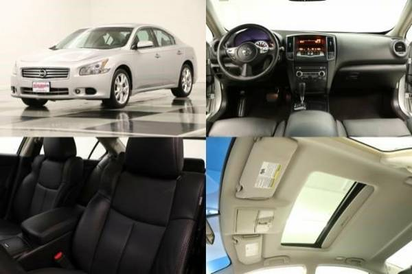 *SPORTY MAXIMA - SUNROOF* 2012 Nissan *HEATED LEATHER - LOW MILES*