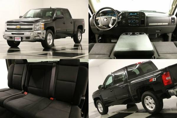 *Z71 OFF ROAD - CAMERA* 2012 Chevy *SILVERADO 1500 4X4 - 5.3L V8*