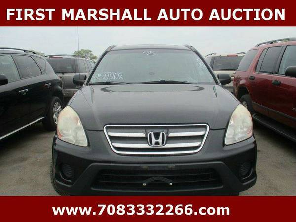 2005 Honda CR-V Special Edition AWD 4dr SUV - First Marshall Auto...