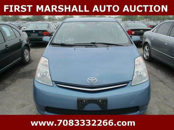 2007 Toyota Prius Base 4dr Hatchback - First Marshall Auto Auction