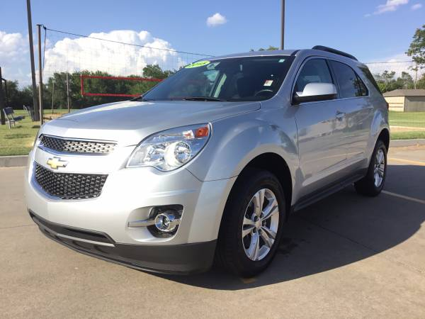 2015 Chevrolet Equinox LT!!! Great MPG!!! Huge Sale Going on Now!!!