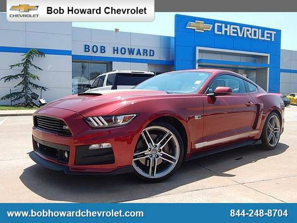 2015 Ford Mustang - *WE CAN FINANCE EVERYONE*