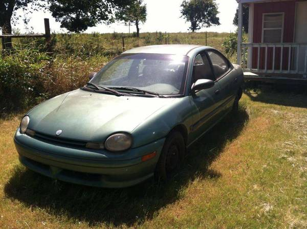 1999 Dodge Neon for sale