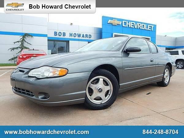 2004 Chevrolet Monte Carlo - *BAD CREDIT? NO PROBLEM!*