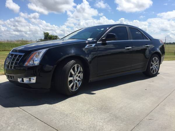 2012 CADILLAC CTS LUXURY~FOUR WHEEL DRIVE~HEATED SEATS~DUAL A/C!!