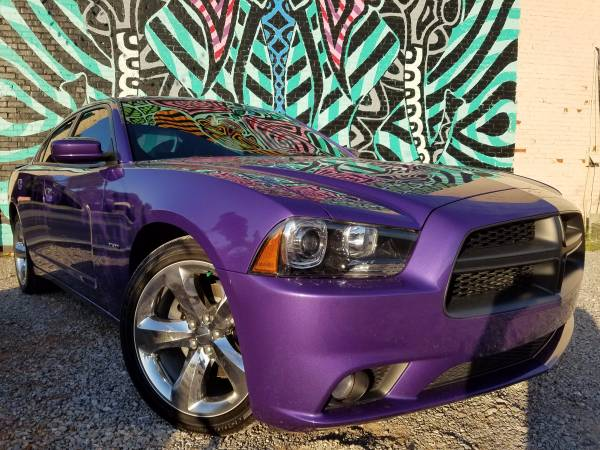 2014 Dodge Charger R/T RWD!! 5.7L HEMI!! LEATHER FULLY LOADED!