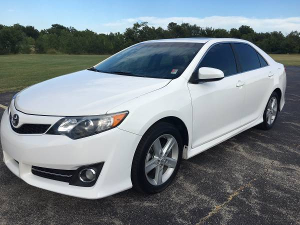 2012 Toyota Camry! One Of The Most Reliable Cars Out There!