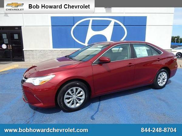2015 Toyota Camry - *GET TOP $$$ FOR YOUR TRADE*