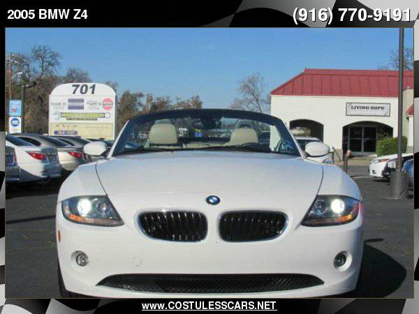 2005 BMW Z4 2dr Roadster 2.5i ===>TEXT MANNY <===