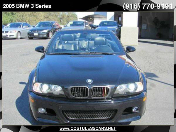2005 BMW 3 Series M3 2dr Convertible ===>TEXT MANNY <===