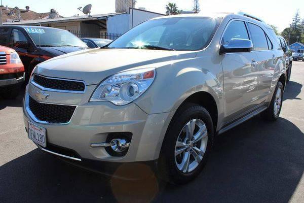 2012 *Chevrolet* *Equinox* LTZ AWD 4dr SUV...
