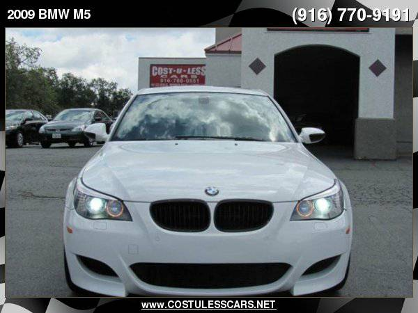2009 BMW M5 Base 4dr Sedan ===>TEXT MANNY <===