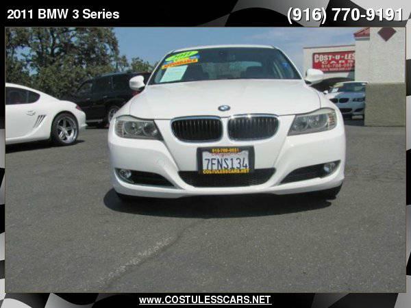 2011 BMW 3 Series 328i 4dr Sedan SULEV ===>TEXT MANNY <===