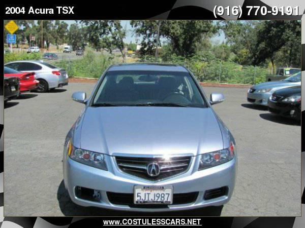 2004 Acura TSX w/Navi 4dr Sedan w/Navi ===>TEXT MANNY <===