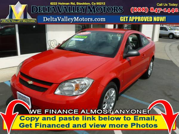2009 Chevrolet Chevy Cobalt LS Coupe 2D Car