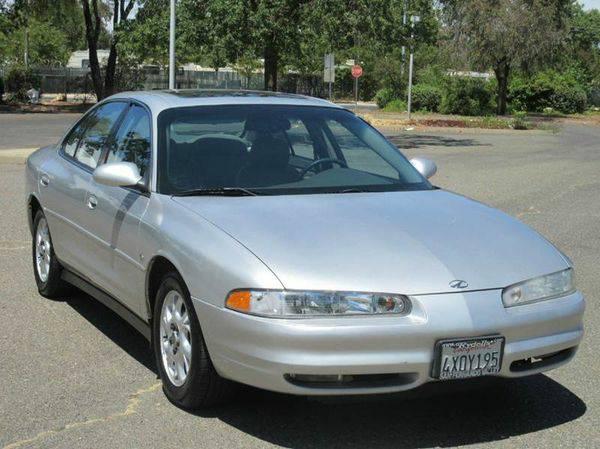 2002 *Oldsmobile* *Intrigue* GLS 4dr Sedan - $990 DOWN MOST CARS !!!