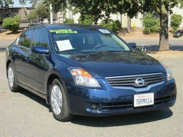 2009 *Nissan* *Altima* 2.5 S 4dr Sedan CVT - $990 DOWN MOST CARS !!!