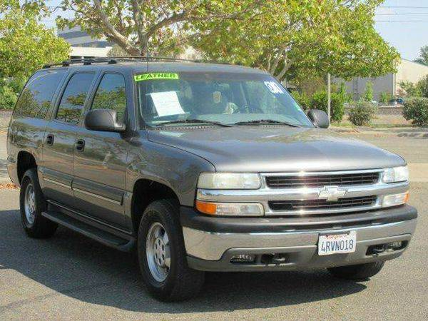 2001 *Chevrolet* *Suburban* 1500 4WD 4dr SUV - $990 DOWN MOST CARS !!!