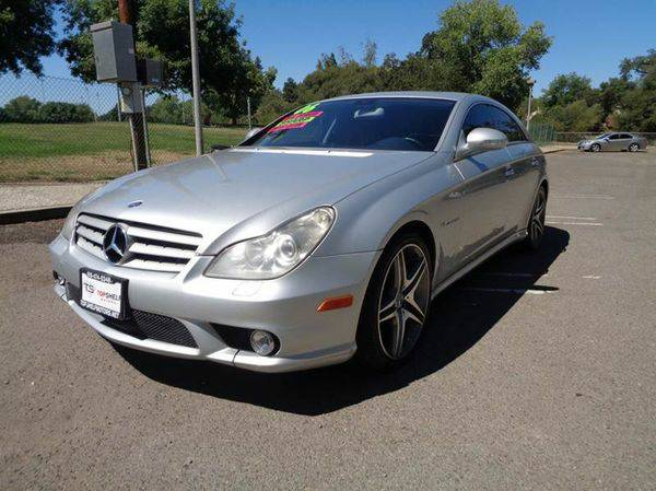 2006 *Mercedes-Benz* *CLS* CLS55 AMG 4dr Sedan DON'T BE SHY,...