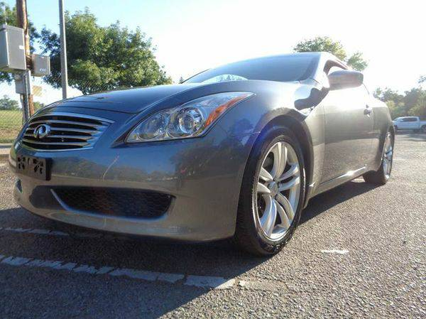 2010 *Infiniti* *G37* *Coupe* Journey 2dr Coupe DON'T BE SHY,...