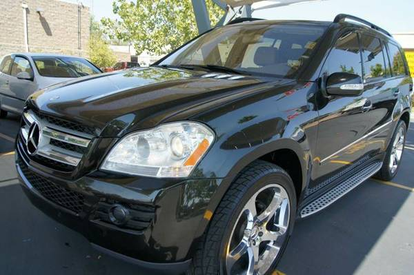 2007 MERCEDES GL450 LOADED 86K MILES NAVIGATION GL 450