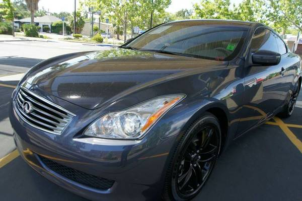 2008 INFINITI G37 LOW MILES 85K LOADED NAVIGATION