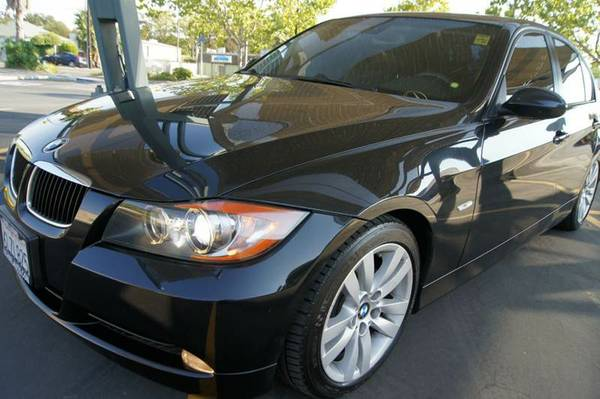 2007 BMW 328I LOADED LOW MILES 6 SPEED MANUAL 93K MILES