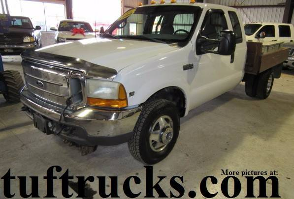1999 Ford F-350 SD XLT SuperCab Long Bed DRW 4WD
