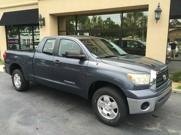2008 TOYOTA TUNDRA SR5 PACKAGE DOUBLE CAB FULL SIZE PICKUP TRUCK!!!