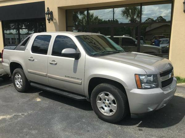 2007 cHEVROLET AVALANCHE LT PACKAGE