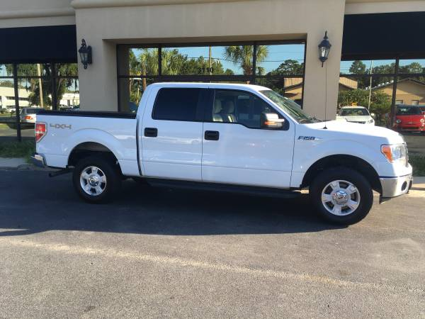 2011 FORD F-150 SUPERCREW XLT PACKAGE 4X4 *************************