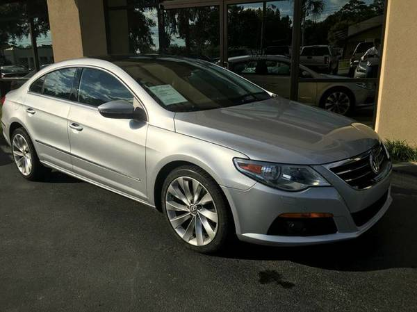 2010 Volkswagen CC Sporty as You Wanna Be!!!