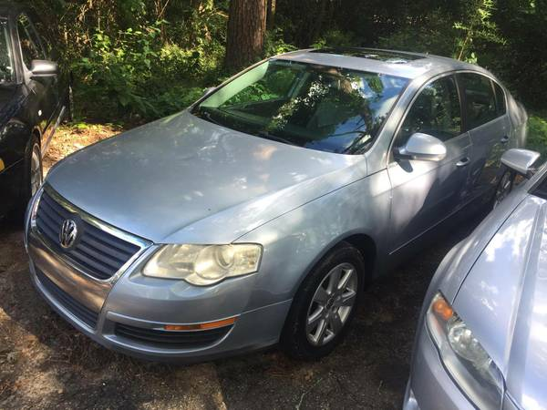 WEEKEND SALE!2006 VOLKSWAGEN PASSAT 2.0T $3500 CASH!