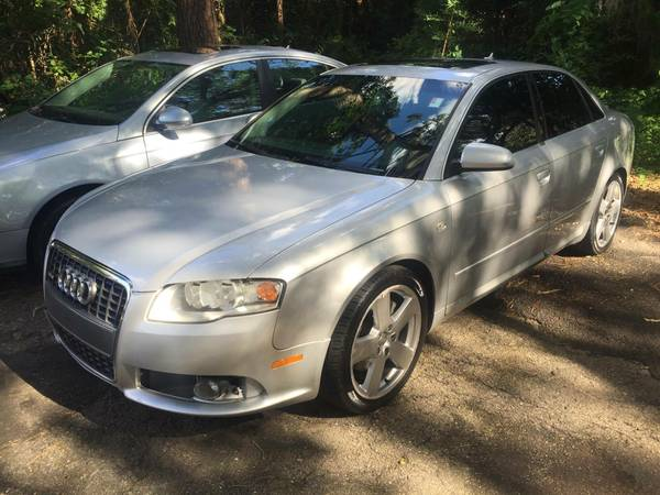 WEEKEND SALE!2007 AUDI A4 2.0T S-LINE $3500 CASH!