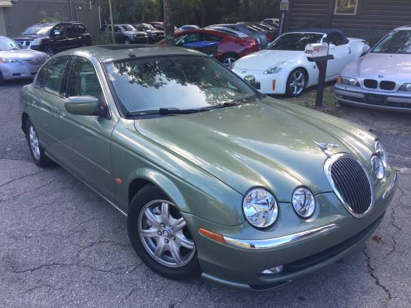 WEEKEND SALE!00 Jaguar S-type 4.0 V8 $2995 CASH!