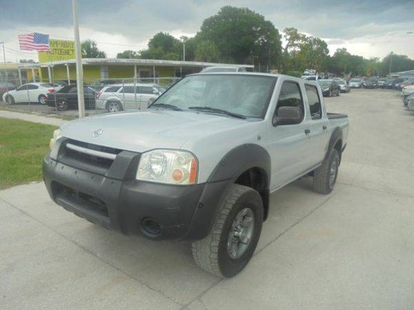 2003 *Nissan* *Frontier* XE-V6 Crew Cab 2WD -📲 WE FINANCE...