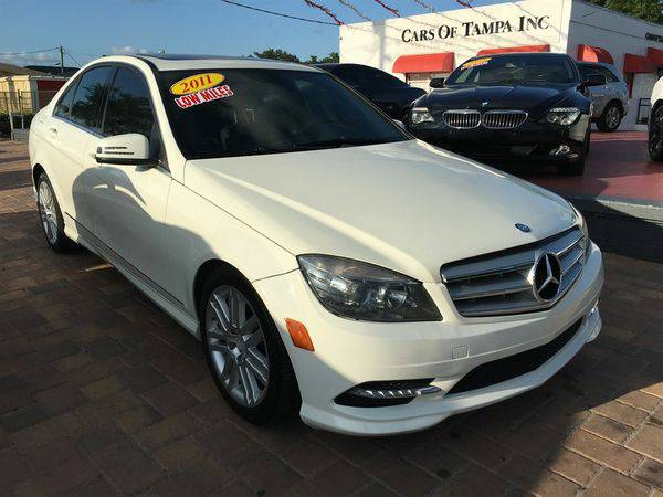 2011 *Mercedes-Benz* *C300* - GET APPROVED TODAY!