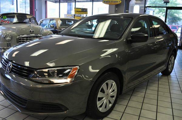 2012 *Volkswagen* *Jetta* S GOOD AND BAD CREDIT FINCING