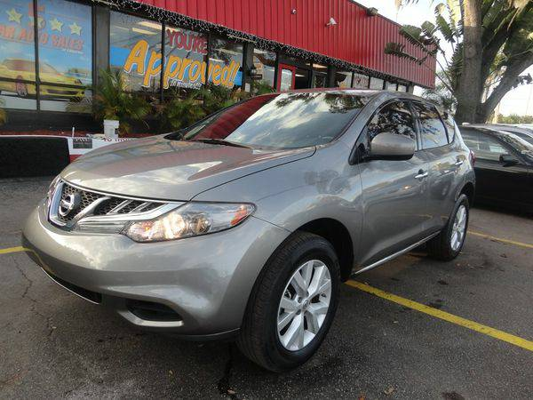 2012 *Nissan* *Murano* S -📲GET APPROVED TODAY