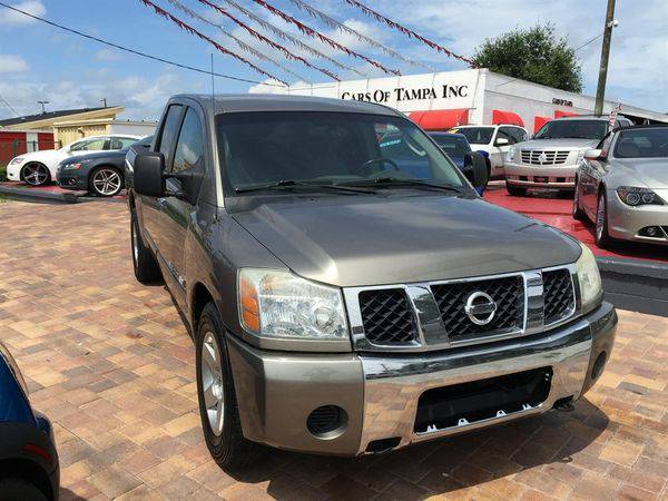 2006 *Nissan* *Titan* LE - GET APPROVED TODAY!