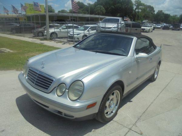 1999 *Mercedes-Benz* *CLK-Class* CLK320 Cabriolet -📲 WE...