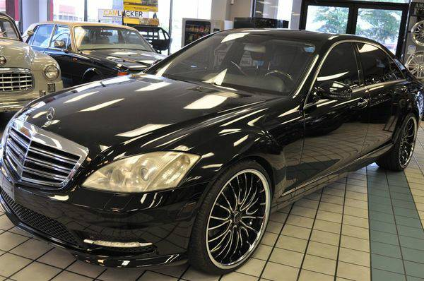 2007 *Mercedes-Benz* *S550* S550 GOOD AND BAD CREDIT FINCING