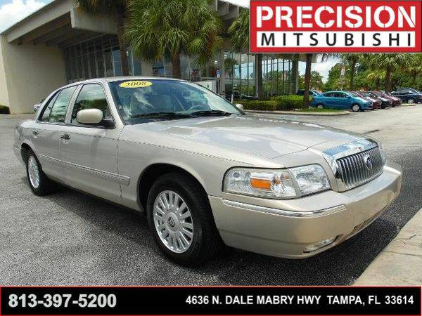 2008 *Mercury* *Grand* *Marquis* LS - EASY FINANCING!!!!